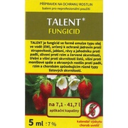 Talent 5 ml houbové choroby
